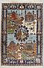 Matta, täbris, old/semiantik, 252 x 180 cm.