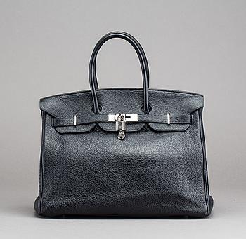 """HERMÈS, """"Birkin 35"""", väska, 2009."""