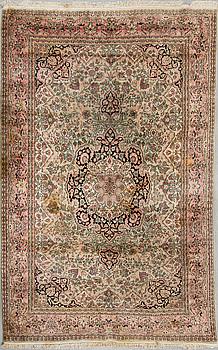 MATTA, old Kashmir, mercericerad bomull, ca 305 x 213 cm.
