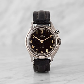 "110. LEMANIA, Tg 195, ""Tre Kronor/Three Crowns"", wristwatch, 40 mm,"