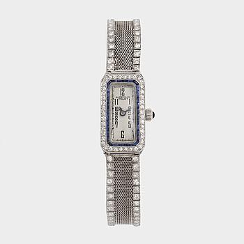 AUDEMARS PIGUET, armbandsur, 13,5 x 24 mm,
