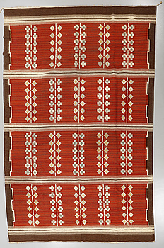MATTA, rölakan, omkring 1900-talets mitt, 360x265 cm.