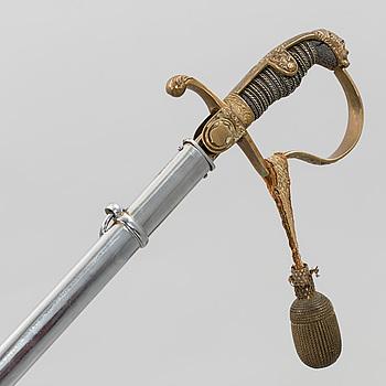 SABEL, 1800-tal, Europa för officer.