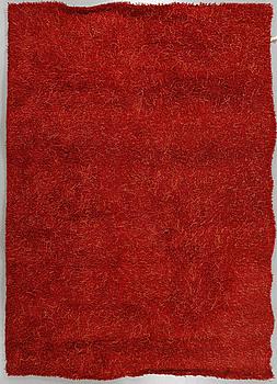 "MATTA, rya, Gunilla Lagerhem Ullberg, Kasthall, ""Moss 6"", 317 x 246 cm."