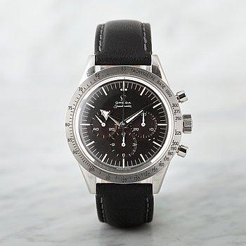 46. OMEGA, Speedmaster, chronograph, wristwatch, 39 mm,
