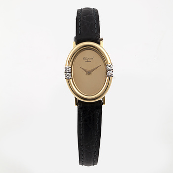 CHOPARD, armbandsur, 19,5 x 25 mm,
