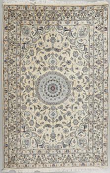 MATTA, Nain, part silk, 198 x 132 cm.