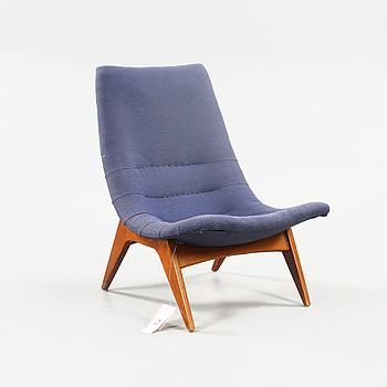 A nr 775 chair, designed by Svante Skogh for Olof Perssons Fåtöljindustri, approx 1954.