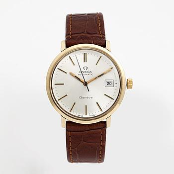 OMEGA, Genève, armbandsur, 35,5 mm,