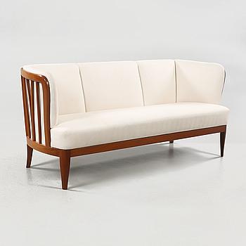 """CARL MALMSTEN, soffa, """"Ulla"""", 1900-talets andra hälft."""