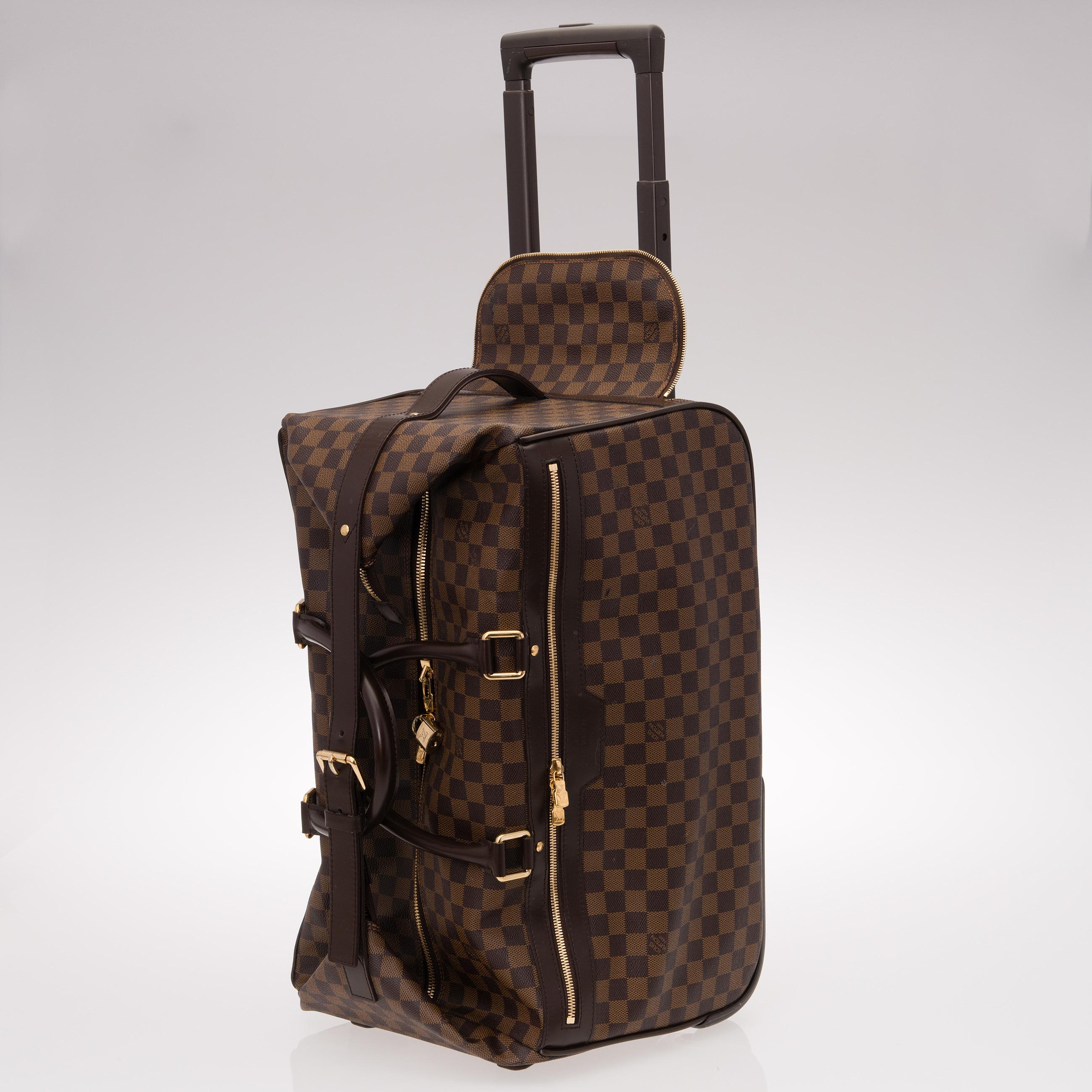 b106199afa4e DAMIER EBENE EOLE 50 TRAVEL BAG. A rolling luggage ...