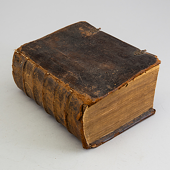 "BOOK, ""Prof-öfwersättning by then Holy Scriptures"", Stockholm (Johan Pfeiffer) 1774."