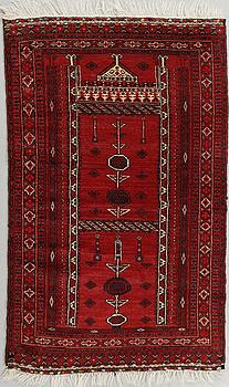 MATTA/ENSI, Turkmen, old/semiantik, ca 150 x 90 cm.