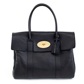 """Bayswater"" handbag by Mulberry."