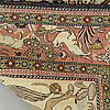Matta, ghom souf, silke, 155 x 107 cm.