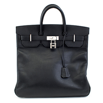 "WEEKEND BAG, ""Haut à Courroies"" Hermès 2007."