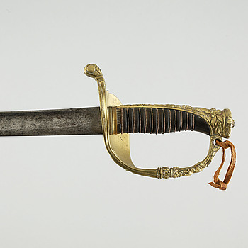SABEL, Manufactur de Klingenthal Coulaux, Frankrike, 1800-talets första hälft.