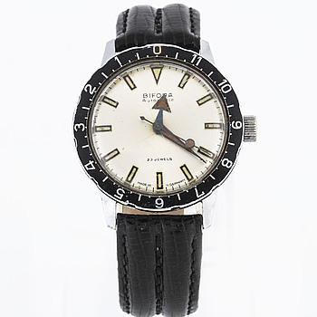 BIFORA, Automatic, armbandsur, 36 mm.