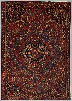 MATTA, old Bakhtiari, ca 339 x 235 cm.