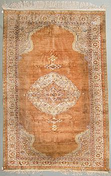 MATTA. old, Kayseri, merceriserad bomull. Ca 292 x 190 cm.