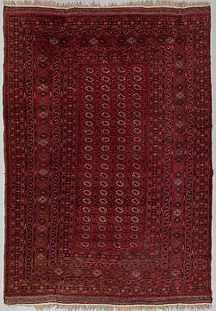 MATTA, old Ersari, ca 291 x 211 cm.