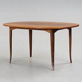 "CARL MALMSTEN, bord, ""Ovalen"", 1900-talets andra hälft."