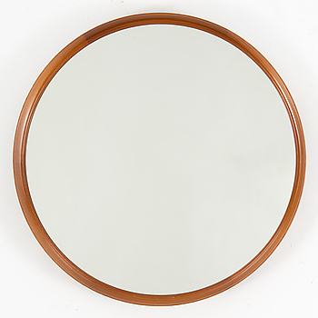 a mirror from around the middle of the 20th century.