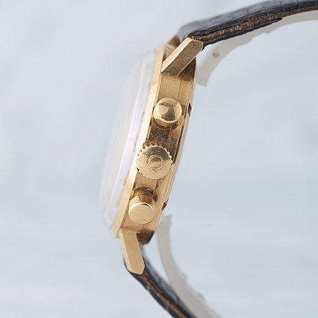 """Omega, seamaster, de ville, """"tachymetre"""", kronograf, armbandsur, 35 mm,"""