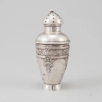 SOCKERRUSKA, silver, Thune, Norge, 1900-talets första hälft. Vikt ca 125 gram.