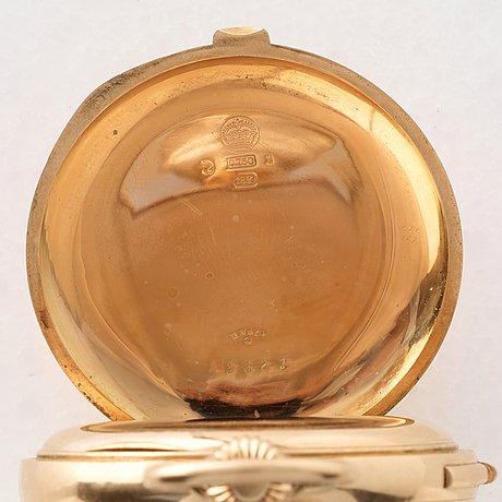 Haas neveux & co, genève, fickur, 51,5 mm, savonett, kalender,