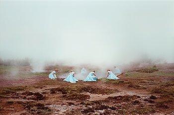 """126. Ann Eringstam, """"In Search of Wonderland I"""", 2011."""