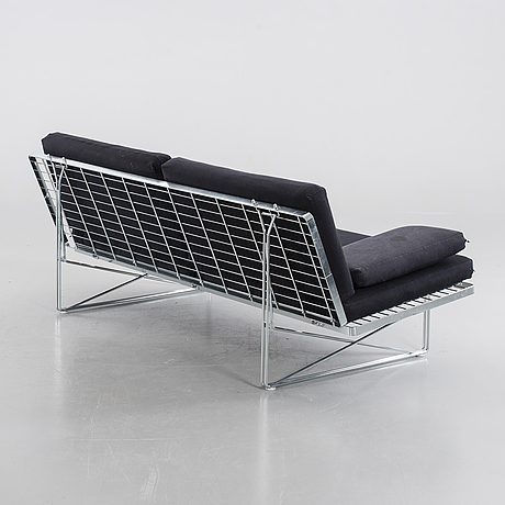 """A """"moment"""" sofa designed by niels gammelgaard for ikea."""