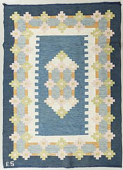 MATTA, rölakan, signerad ES, 1900-talets andra hälft, 200x140 cm.