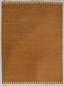 MATTA, rölakan, 229 x 168,5 cm, Sverige omkring 1900-talets mitt.