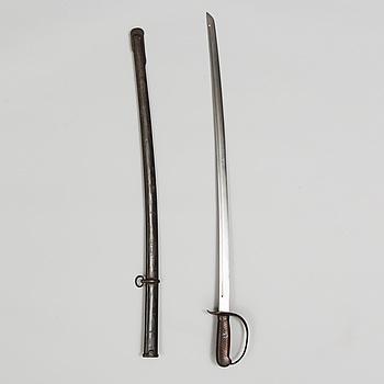 SABEL, för kavalleriet, Japan. tidigt 1900-tal.