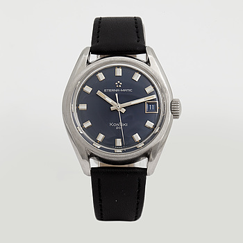 ETERNA-MATIC, Kontiki 20, armbandsur, 36,5 mm,