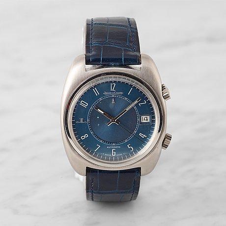 Jaeger-lecoultre, memovox, wristwatch, 38,7 mm,