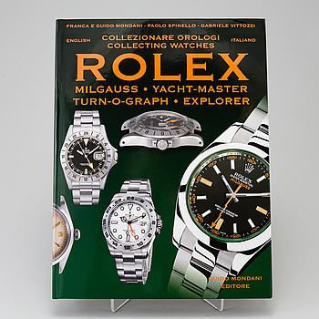 ROLEX MILGAUSS / YACHT MASTER / TURN-O.GRAPH / EXPLORER I, II, av Mondani,