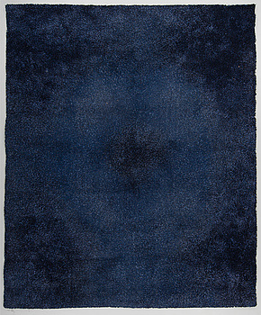 "MATTA, handtuftad, ""Stubb nr 24"", Gunilla Lagerhem-Ullberg, Kasthall, ca 300 x 250 cm."