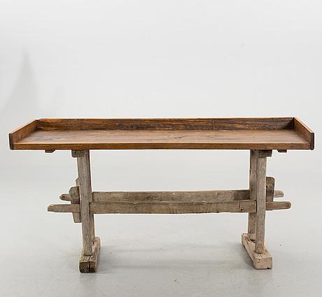 Bakbord omkring 1900.