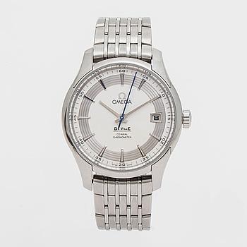 OMEGA, OMEGA, De Ville, Hour Vision, Chronometer, wristwatch, 41 mm,