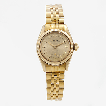ROLEX, Oyster Perpetual, wristwatch, 24,5 mm,