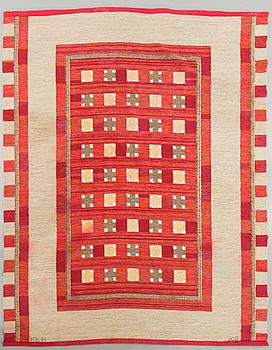 MATTA, rölakan, KB KLH, 1950/60-tal. Ca 219 x 171 cm.