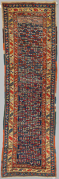 GALLERIMATTA, Antik, sannolik Azerbajdzjan, ca 367 x 110.