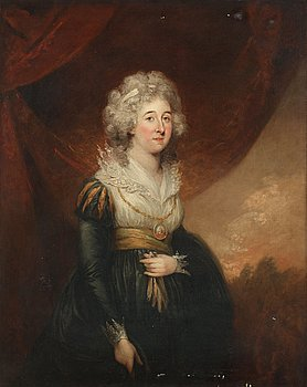 "304. Carl Fredrik von Breda, ""Lady Jane James, daughter of Charles Pratt, Lord Camden""."
