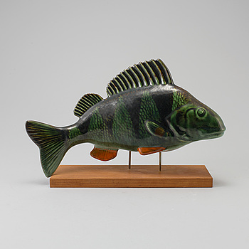 SVEN WEJSFELT, figurin/skulptur, Gustavsberg 1900-talets andra hälft.