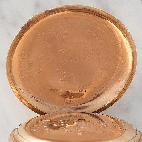 Halda fickurfabrik, fickur, 49,5 mm,