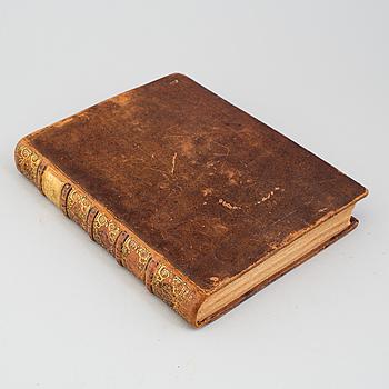 BOK: Andreæ Ol. Rhyzelius: Episcoposcopia sviogothica, tryckt Björdegren 1752.