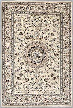 MATTA, Nain, part silk, 9 LAA nyproducerad, ca 300 x 200 cm.