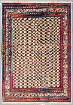 MATTA, Indien, ca 305 x 216 cm.